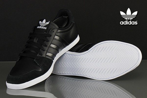 ADIDAS ADILAGO LOW BLACK