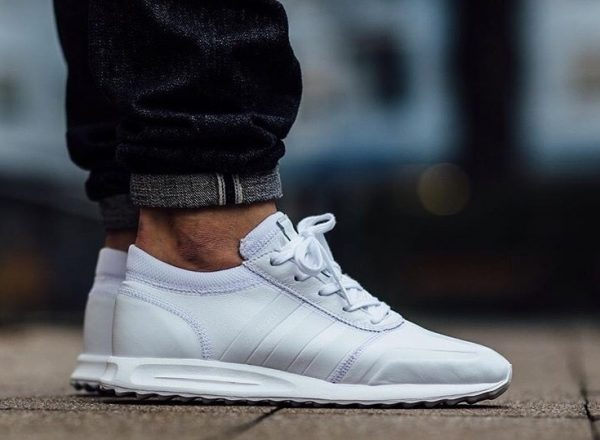ADIDASI ADIDAS LOS ANGELES WHITE
