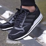 ADIDASI ADIDAS ZX 500 TECH FIT BLACK