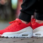 ADIDASI NIKE AIR MAX ULTRA MOIRE RED